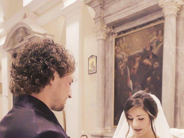 Il matrimonio di Lorenzo e Diletta a Lerici, La Spezia 21
