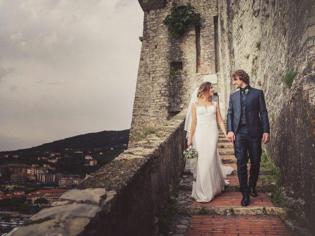 Il matrimonio di Lorenzo e Diletta a Lerici, La Spezia 30
