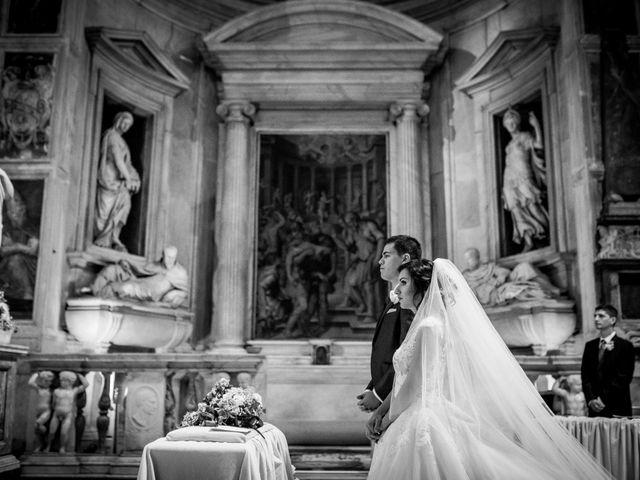 Il matrimonio di Rodrigo e Marianna a Roma, Roma 10