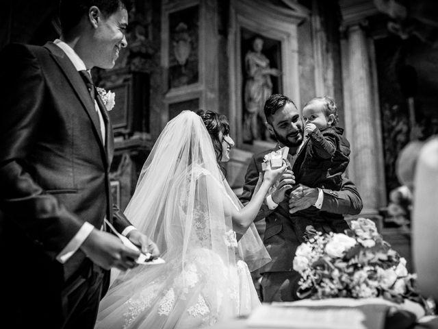 Il matrimonio di Rodrigo e Marianna a Roma, Roma 11
