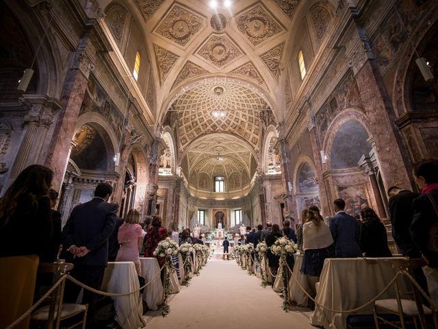 Il matrimonio di Rodrigo e Marianna a Roma, Roma 14
