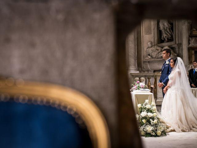 Il matrimonio di Rodrigo e Marianna a Roma, Roma 15