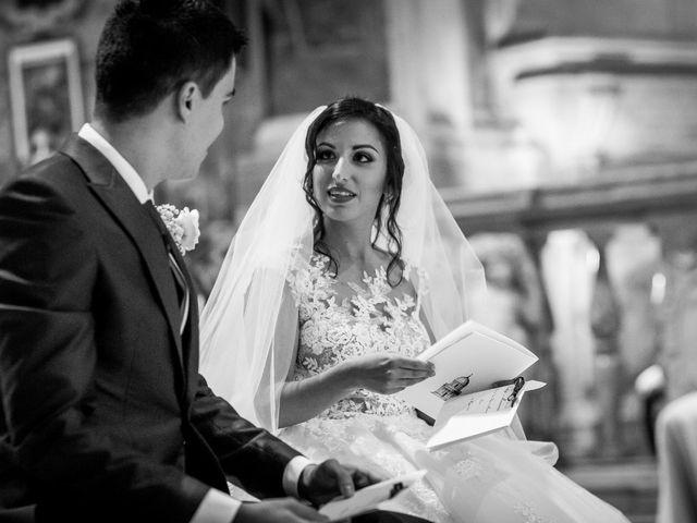 Il matrimonio di Rodrigo e Marianna a Roma, Roma 19