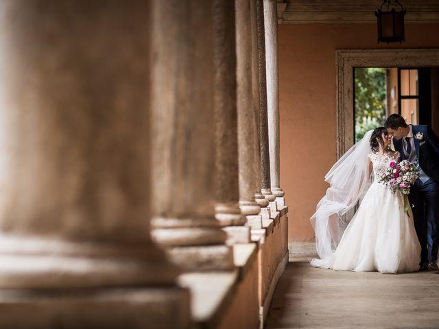 Il matrimonio di Rodrigo e Marianna a Roma, Roma 21