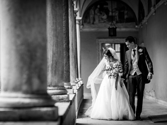 Il matrimonio di Rodrigo e Marianna a Roma, Roma 22