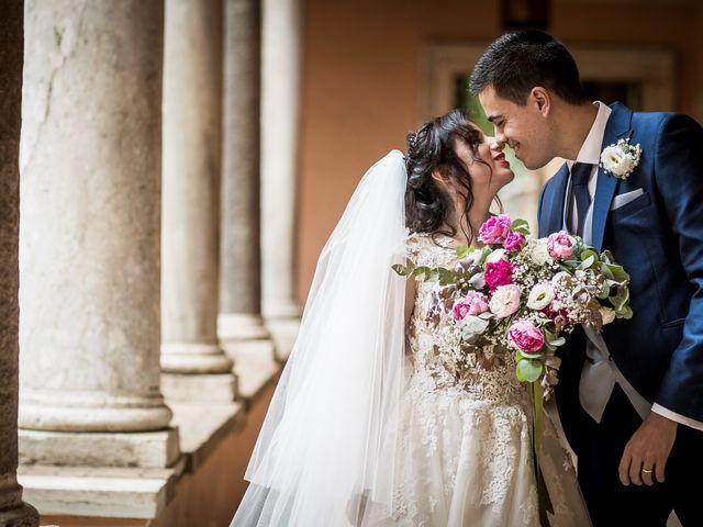 Il matrimonio di Rodrigo e Marianna a Roma, Roma 23