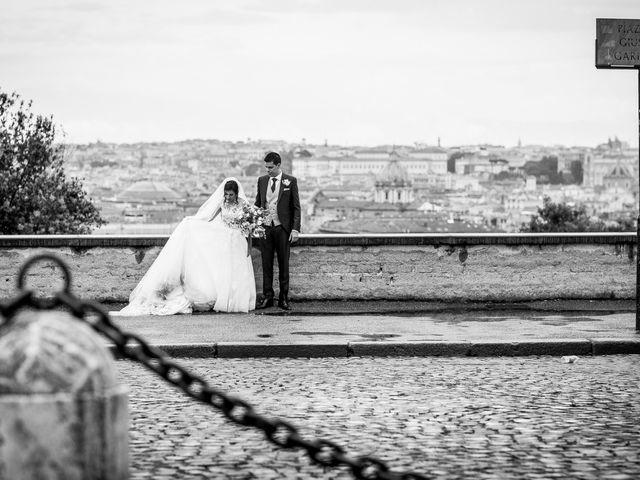 Il matrimonio di Rodrigo e Marianna a Roma, Roma 25