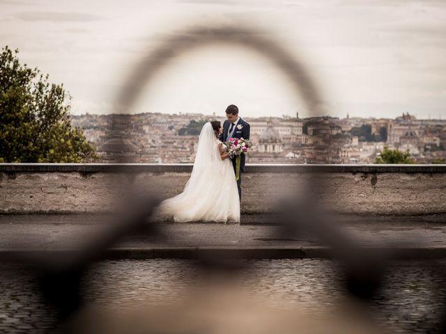 Il matrimonio di Rodrigo e Marianna a Roma, Roma 26