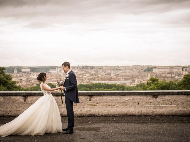 Il matrimonio di Rodrigo e Marianna a Roma, Roma 28