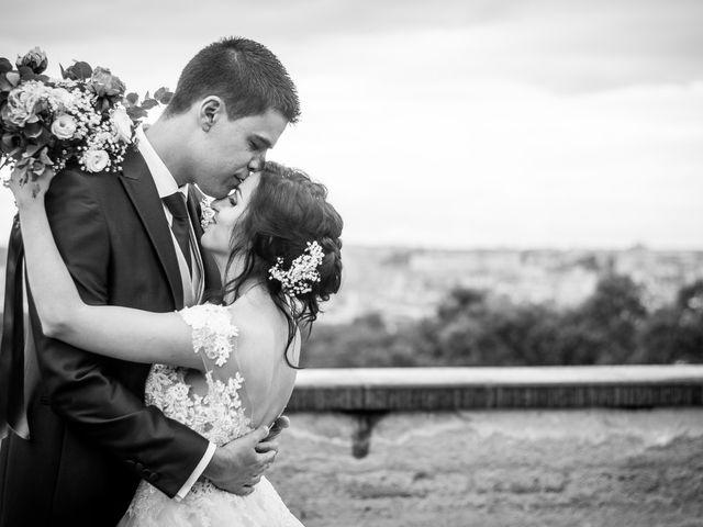 Il matrimonio di Rodrigo e Marianna a Roma, Roma 30