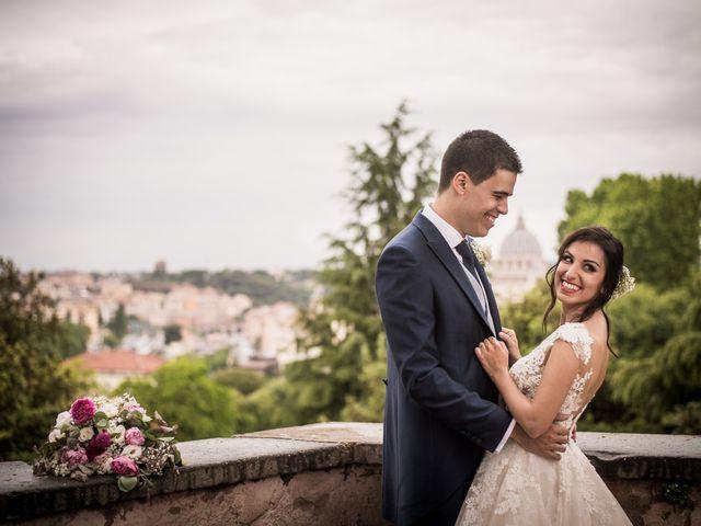 Il matrimonio di Rodrigo e Marianna a Roma, Roma 31