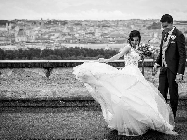 Il matrimonio di Rodrigo e Marianna a Roma, Roma 32