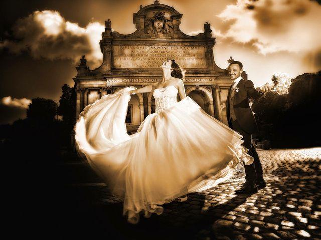 Il matrimonio di Giuseppe e Giorgia a Roma, Roma 1