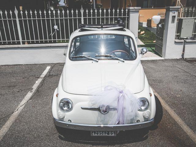 Il matrimonio di Alessandro e Katiuscia a Maclodio, Brescia 11