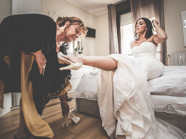 Il matrimonio di Alessandro e Katiuscia a Maclodio, Brescia 40