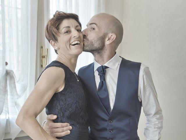 Il matrimonio di Alessandro e Katiuscia a Maclodio, Brescia 45