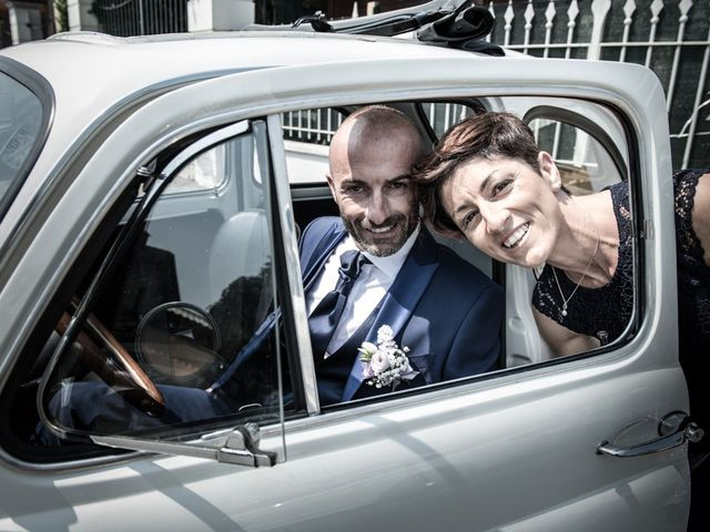 Il matrimonio di Alessandro e Katiuscia a Maclodio, Brescia 62
