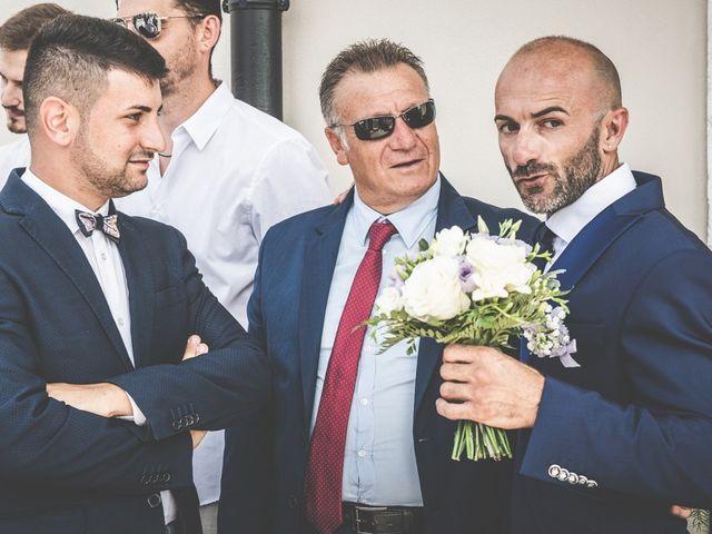 Il matrimonio di Alessandro e Katiuscia a Maclodio, Brescia 67