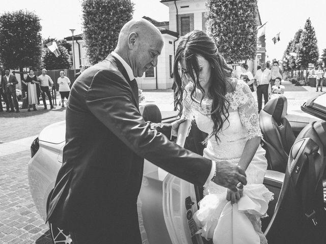 Il matrimonio di Alessandro e Katiuscia a Maclodio, Brescia 71