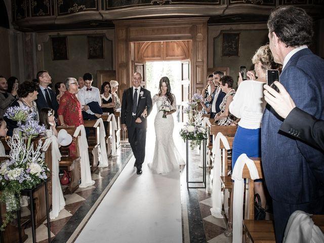 Il matrimonio di Alessandro e Katiuscia a Maclodio, Brescia 76