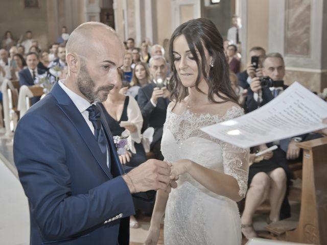 Il matrimonio di Alessandro e Katiuscia a Maclodio, Brescia 78