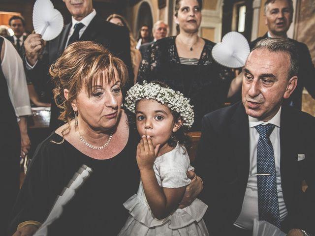 Il matrimonio di Alessandro e Katiuscia a Maclodio, Brescia 79