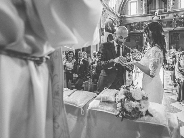 Il matrimonio di Alessandro e Katiuscia a Maclodio, Brescia 81