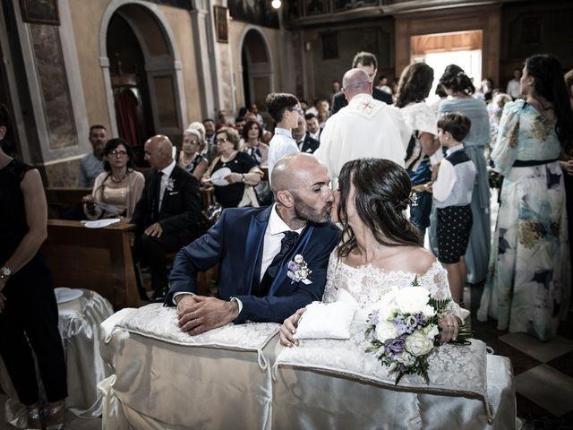 Il matrimonio di Alessandro e Katiuscia a Maclodio, Brescia 82