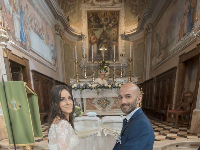 Il matrimonio di Alessandro e Katiuscia a Maclodio, Brescia 84