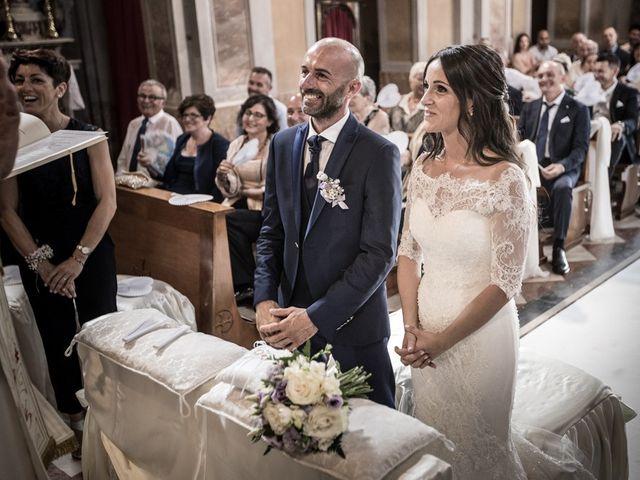 Il matrimonio di Alessandro e Katiuscia a Maclodio, Brescia 85