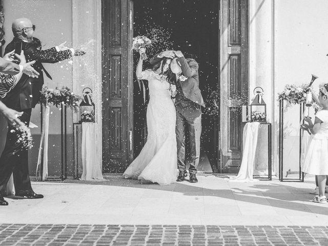 Il matrimonio di Alessandro e Katiuscia a Maclodio, Brescia 92