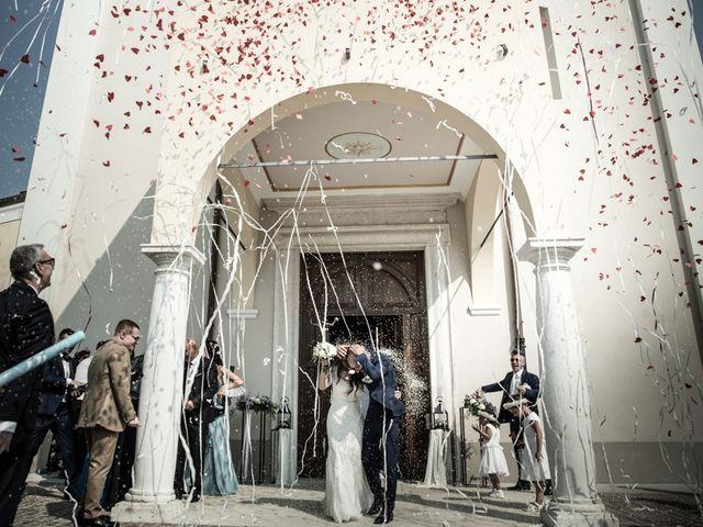 Il matrimonio di Alessandro e Katiuscia a Maclodio, Brescia 93