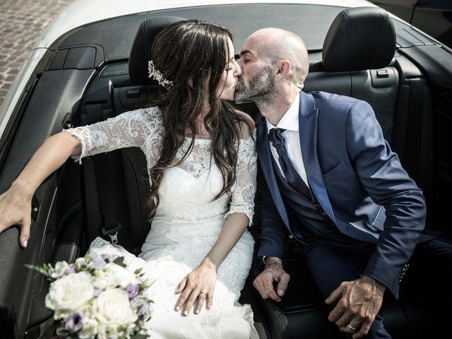 Il matrimonio di Alessandro e Katiuscia a Maclodio, Brescia 95