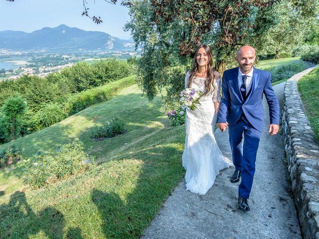 Il matrimonio di Alessandro e Katiuscia a Maclodio, Brescia 102