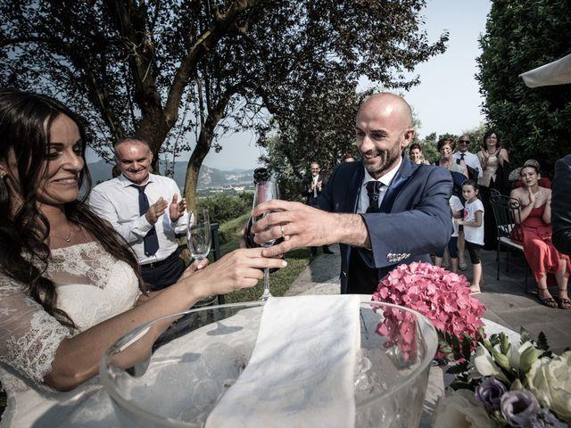 Il matrimonio di Alessandro e Katiuscia a Maclodio, Brescia 103