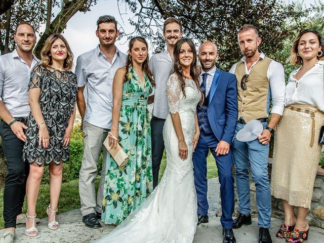 Il matrimonio di Alessandro e Katiuscia a Maclodio, Brescia 135