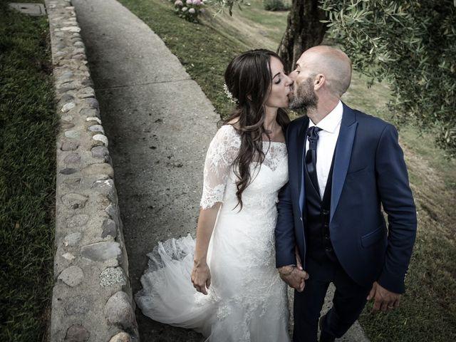 Il matrimonio di Alessandro e Katiuscia a Maclodio, Brescia 137