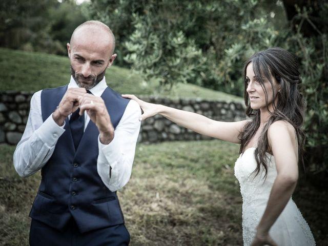 Il matrimonio di Alessandro e Katiuscia a Maclodio, Brescia 171