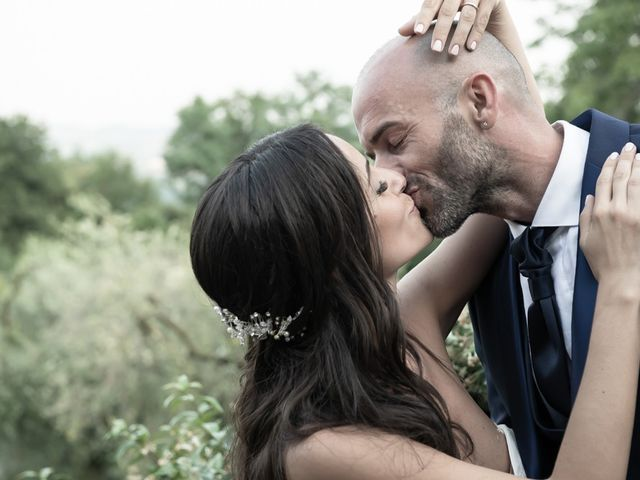 Il matrimonio di Alessandro e Katiuscia a Maclodio, Brescia 176