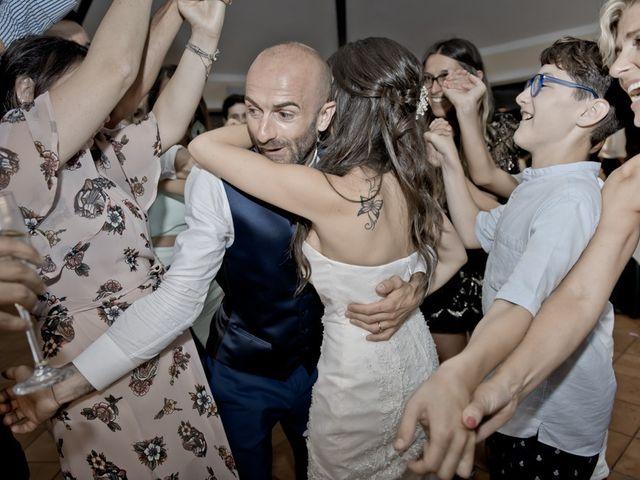 Il matrimonio di Alessandro e Katiuscia a Maclodio, Brescia 199