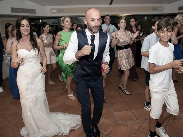 Il matrimonio di Alessandro e Katiuscia a Maclodio, Brescia 200