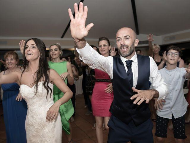 Il matrimonio di Alessandro e Katiuscia a Maclodio, Brescia 201