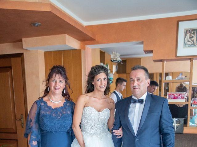 Il matrimonio di Joseph e Alice a Mapello, Bergamo 38