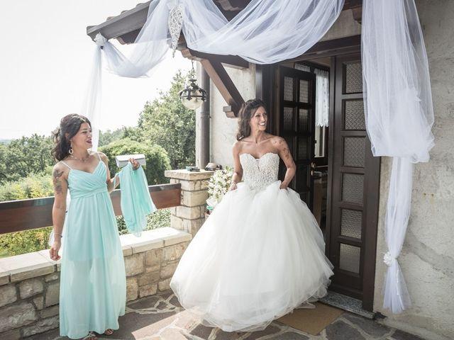 Il matrimonio di Joseph e Alice a Mapello, Bergamo 57