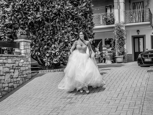 Il matrimonio di Joseph e Alice a Mapello, Bergamo 59