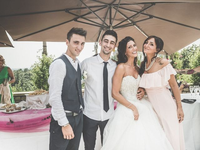 Il matrimonio di Joseph e Alice a Mapello, Bergamo 63