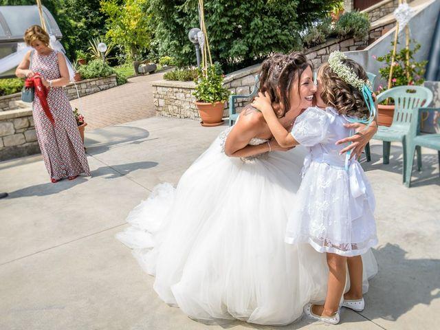 Il matrimonio di Joseph e Alice a Mapello, Bergamo 66
