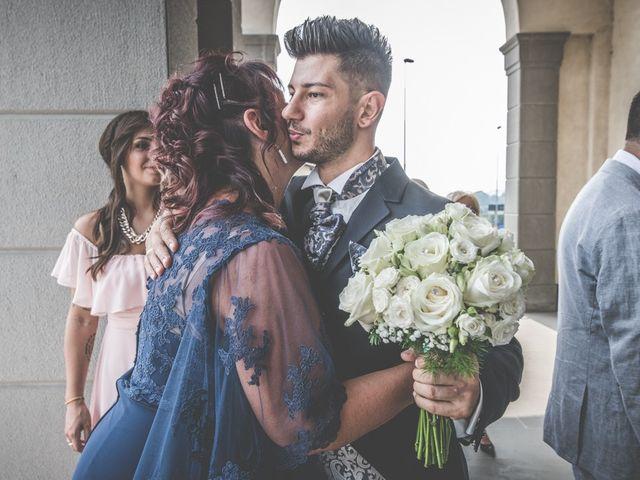 Il matrimonio di Joseph e Alice a Mapello, Bergamo 72