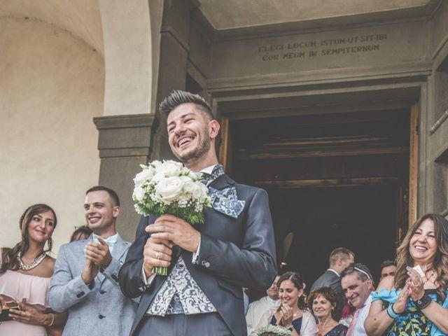 Il matrimonio di Joseph e Alice a Mapello, Bergamo 73