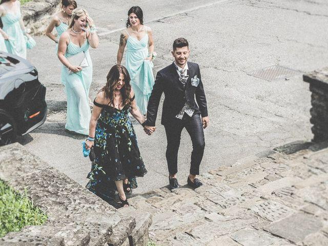 Il matrimonio di Joseph e Alice a Mapello, Bergamo 74